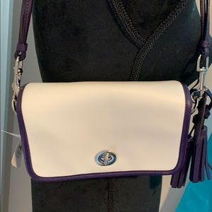 Coach Legacy colour block Penny crossbody